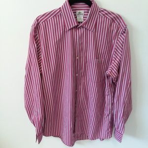 Lacoste Casual Button Down Shirt Size 42